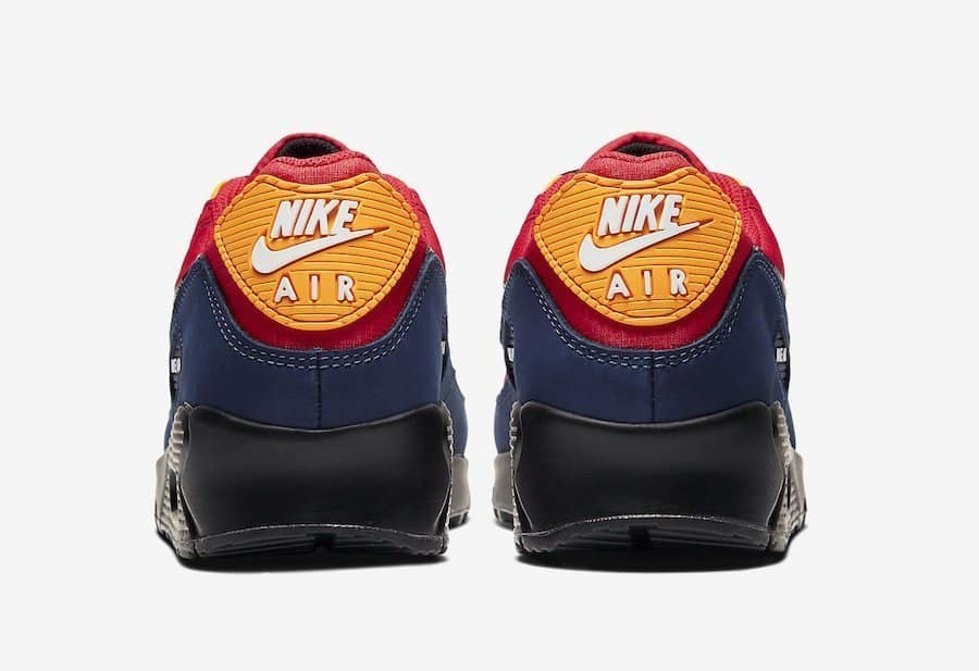 Nike Air Max 90 City Pack 'London Postmen' | Neoteric Official