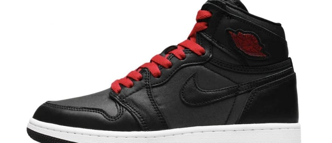 Air Jordan 1 Retro Hi Black Gym Red Black