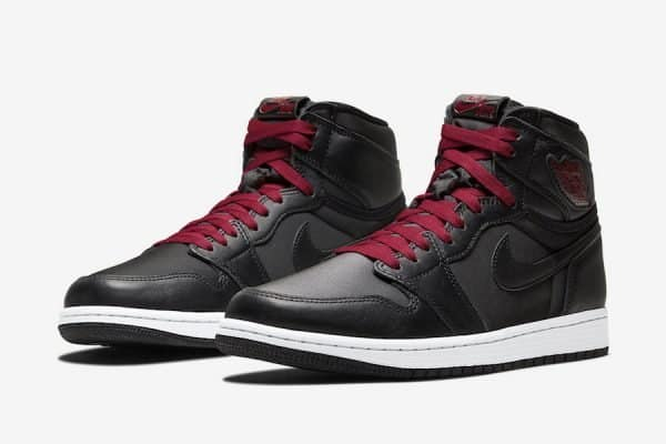 Air Jordan 1 Retro Hi Black Gym Red Black2