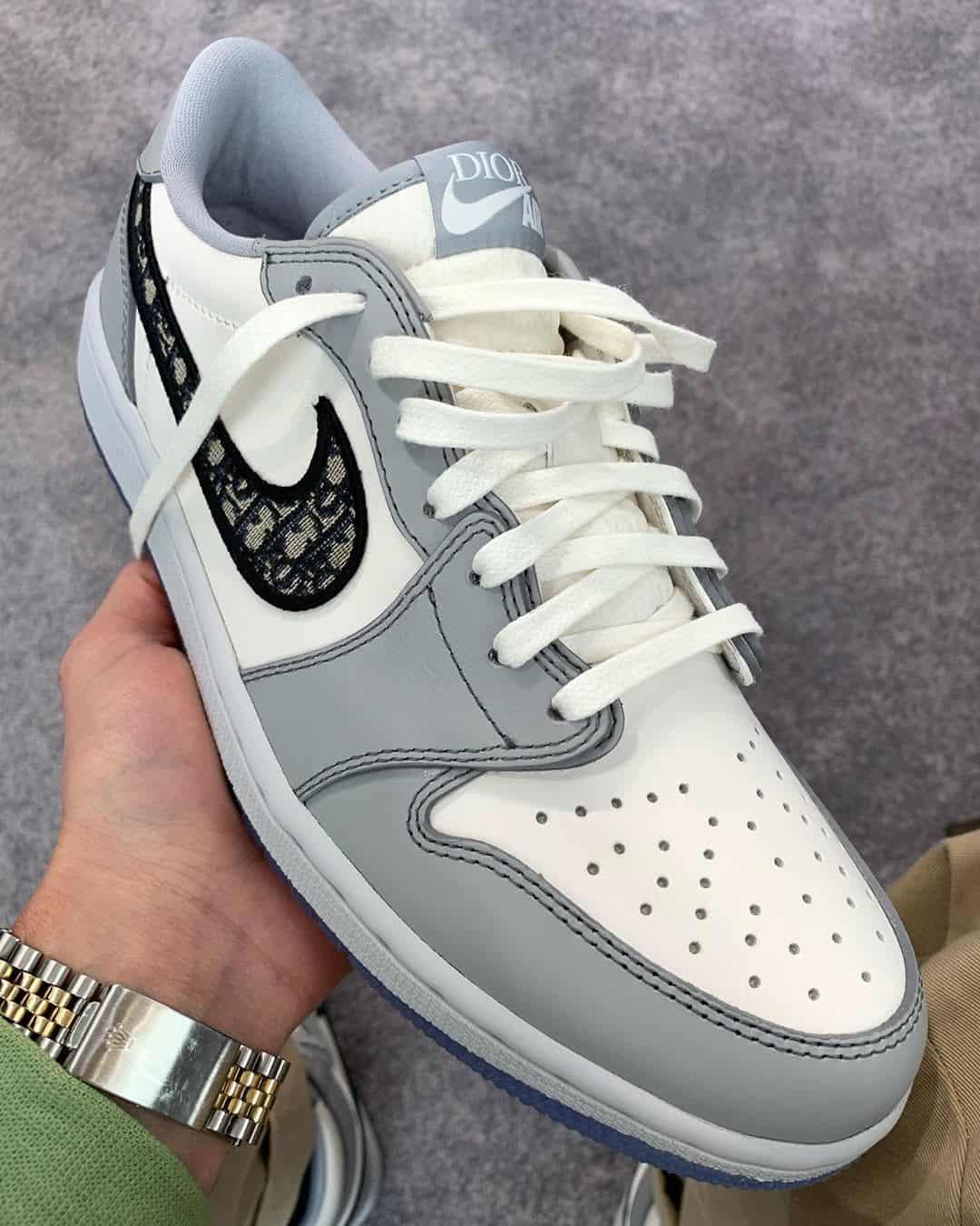 Dior Air Jordan 1 Low 2