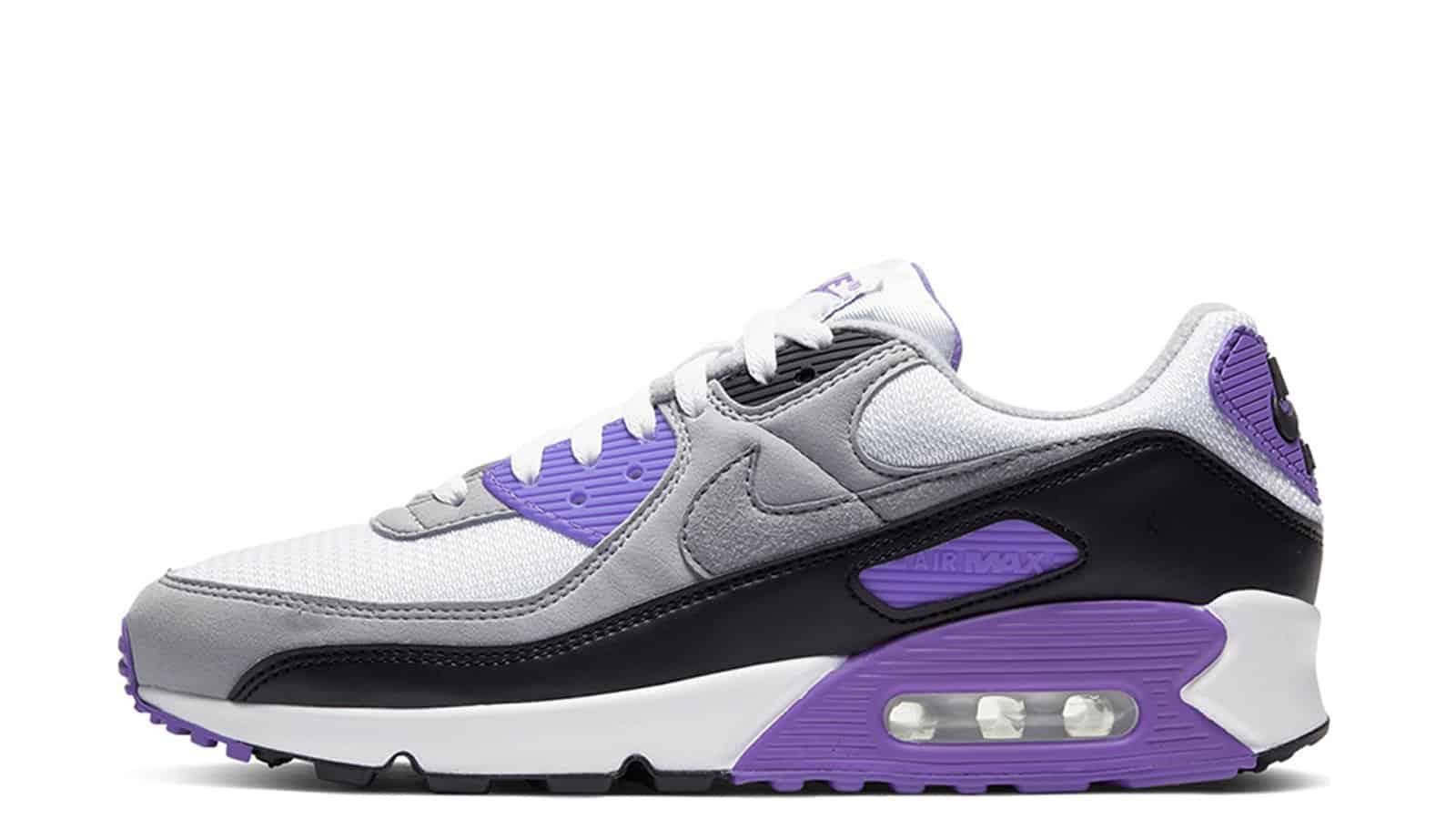 Nike Air Max 90 'Hyper Grape'