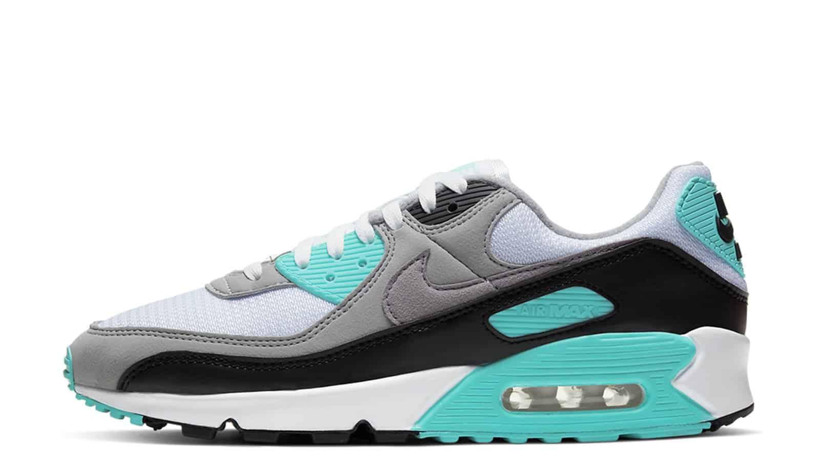 Nike Air Max 90 'Hyper Turquoise'
