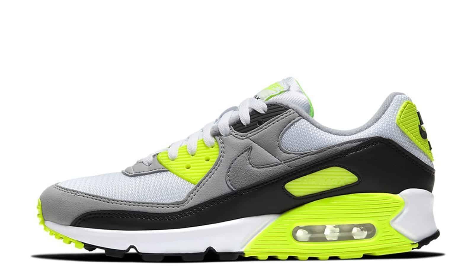 Nike Air Max 90 'Volt'12