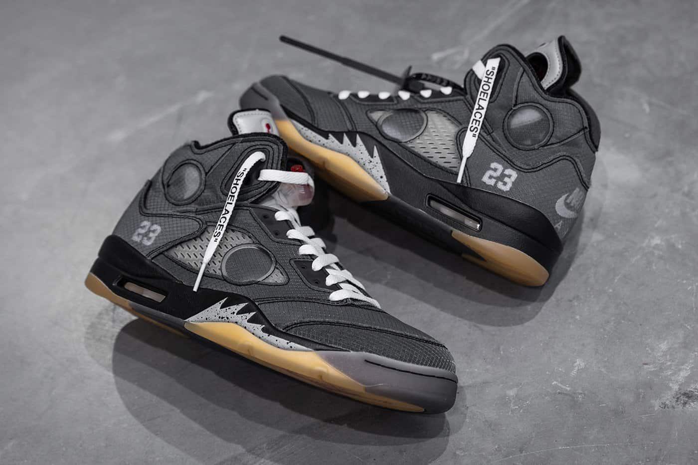 Off White x Air Jordan 5 1