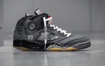 Off White x Air Jordan 5