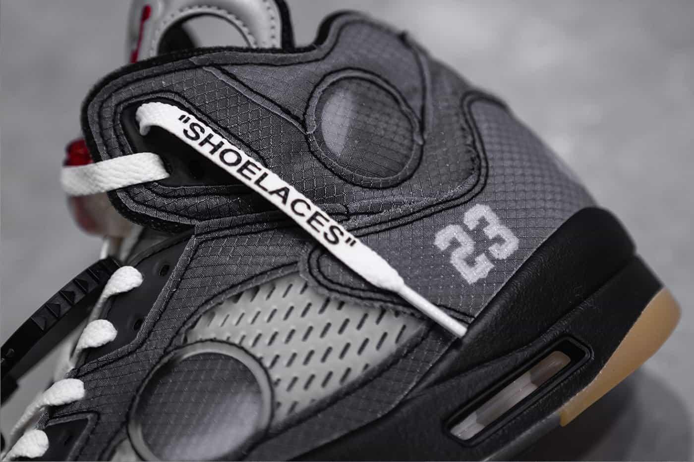 Off White x Air Jordan 5 3