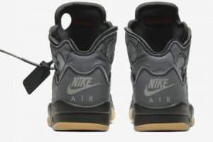 Off White x Air Jordan 5 OI3
