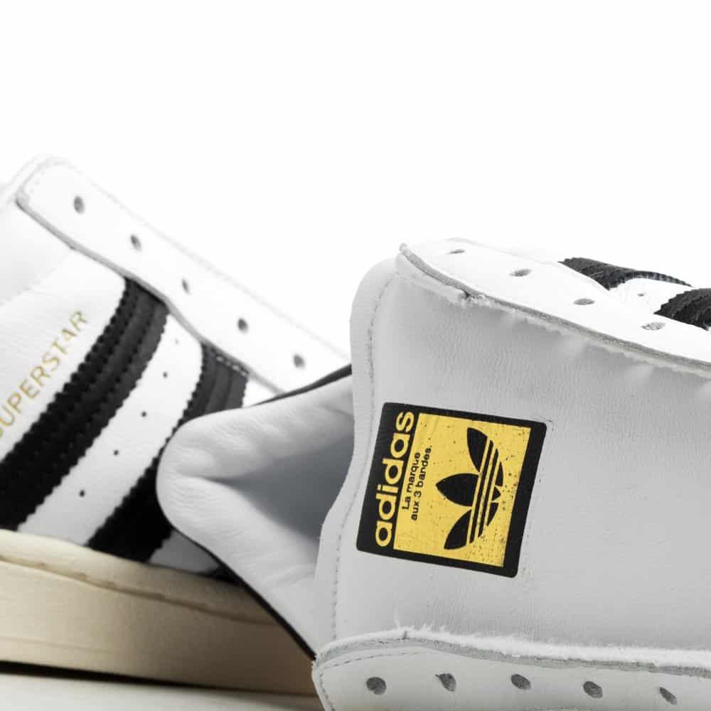 Adidas Originals Superstar White 4