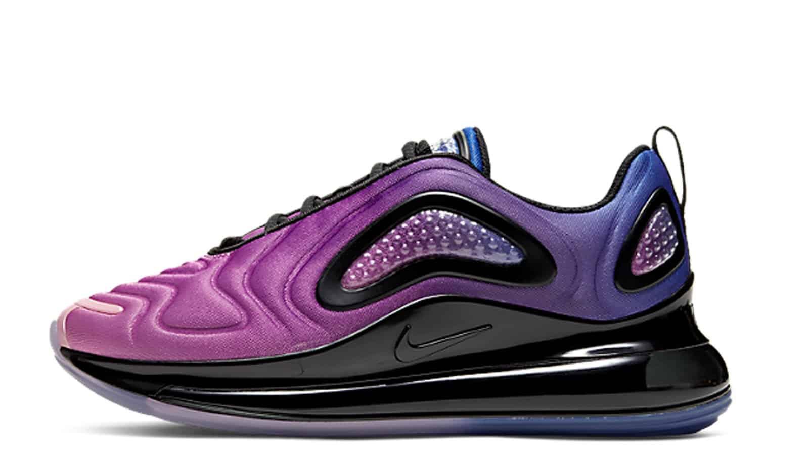 Nike Air Max 720 Bubbles Purple