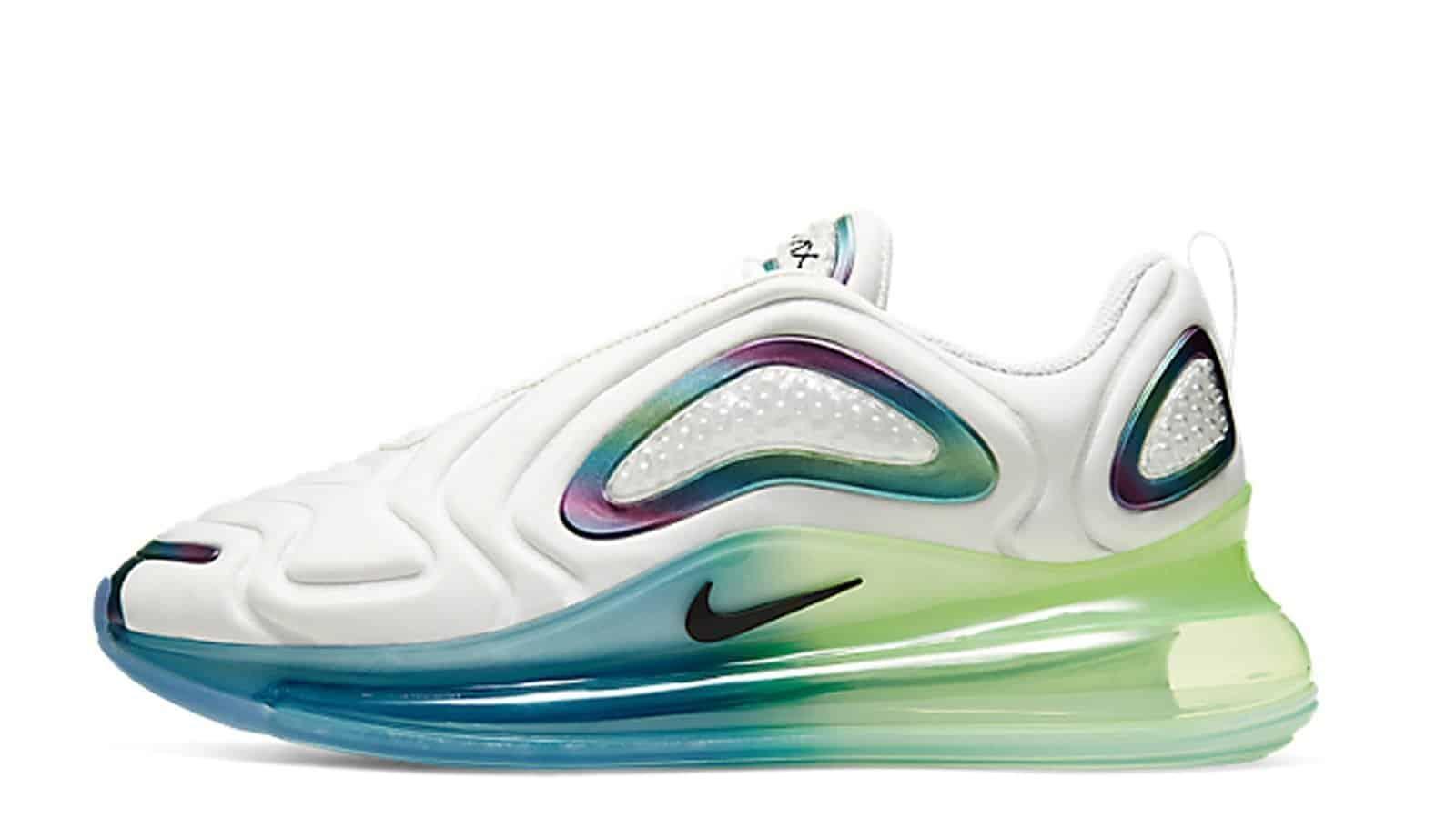 Nike Air Max 720 Bubbles White
