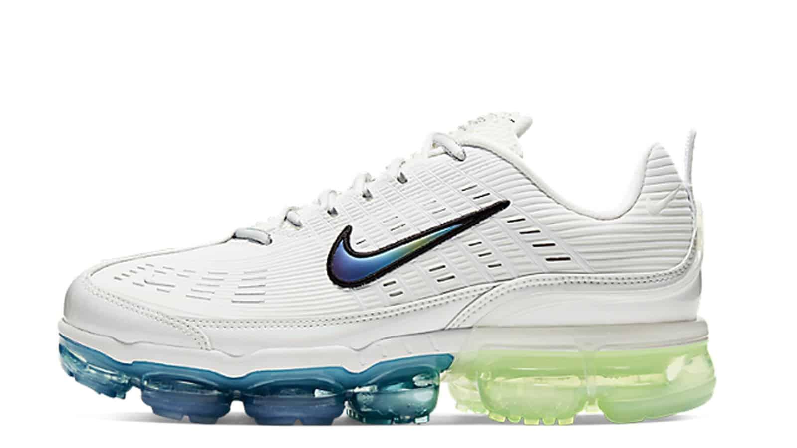 Nike Air VaporMax 360 Bubbles Summit White