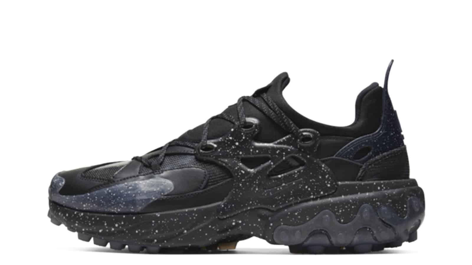 UNDERCOVER x Nike React Presto 'Black'