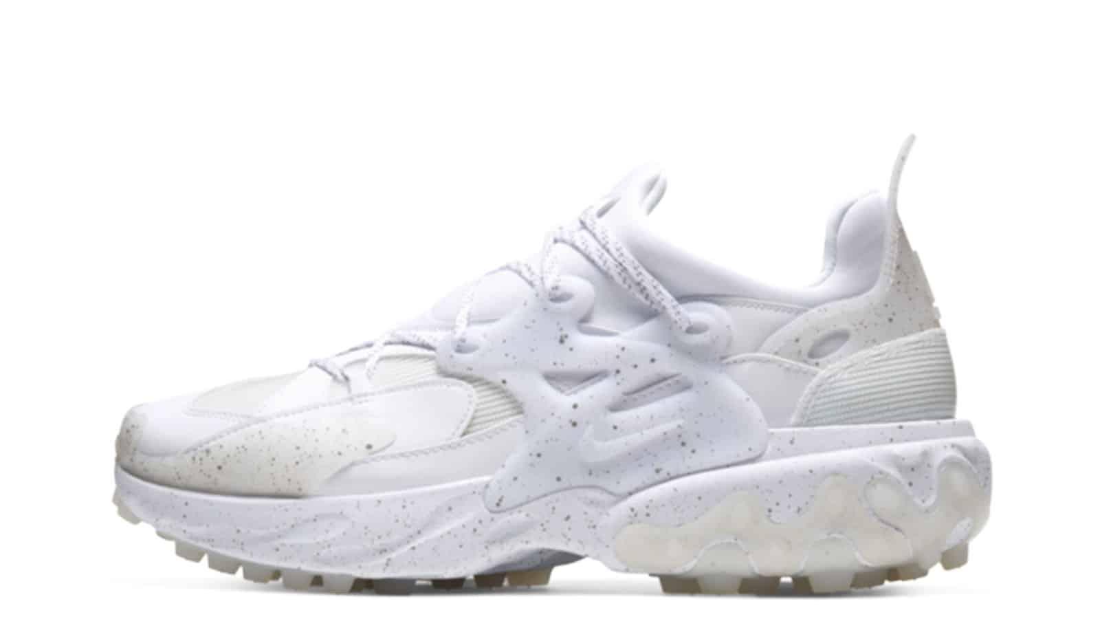 UNDERCOVER x Nike React Presto 'White'