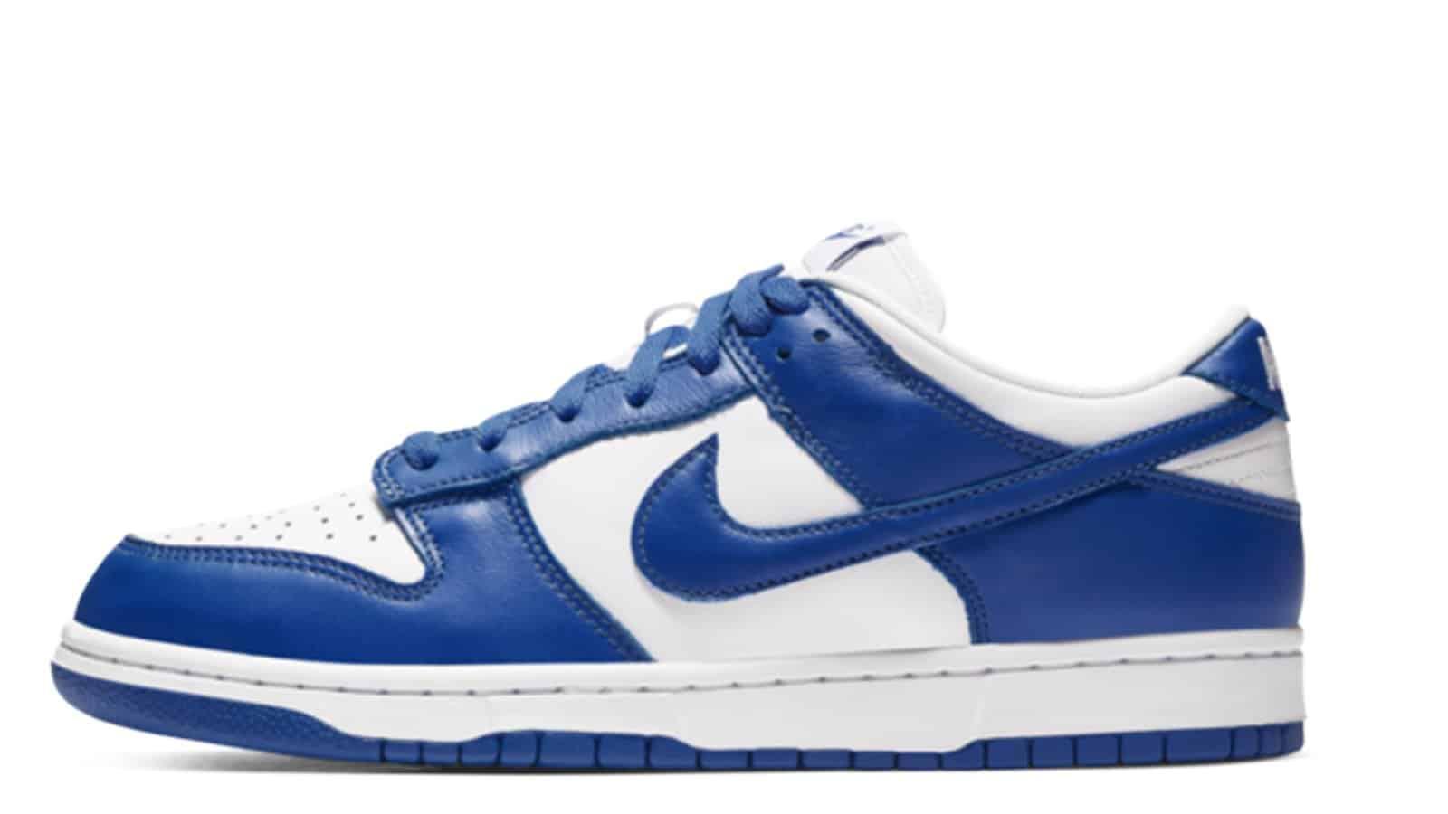 Nike Dunk Low SP 'Kentucky'