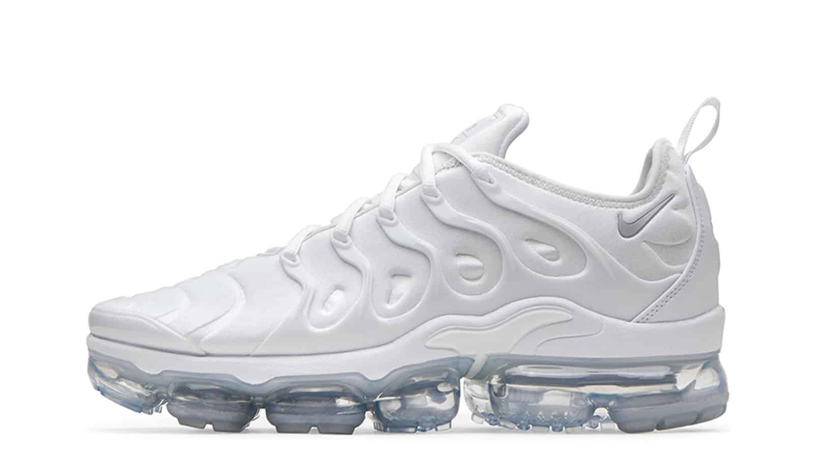 Nike Vapormax Plus Triple White