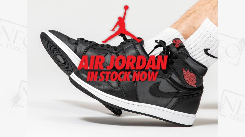 Air Jordans In Stock Right Now !