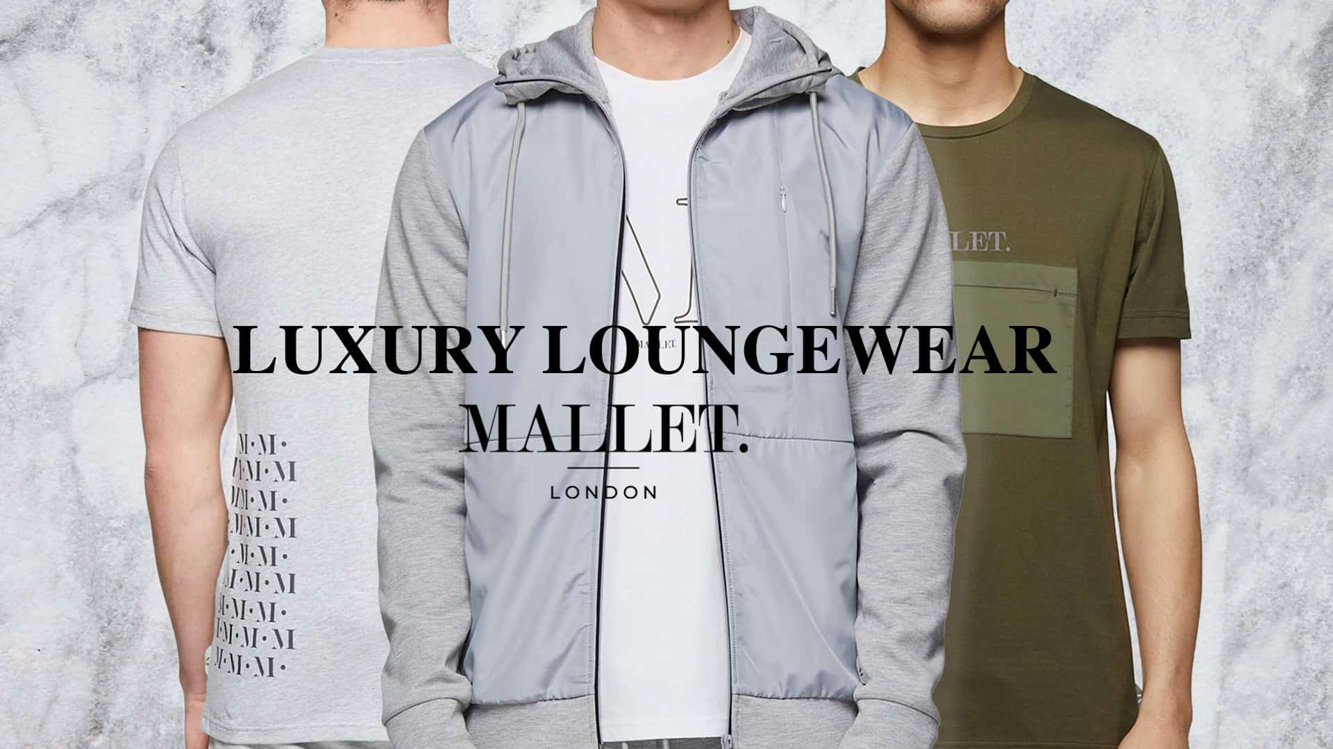 LUXURY LOUNGEWEAR MALLET