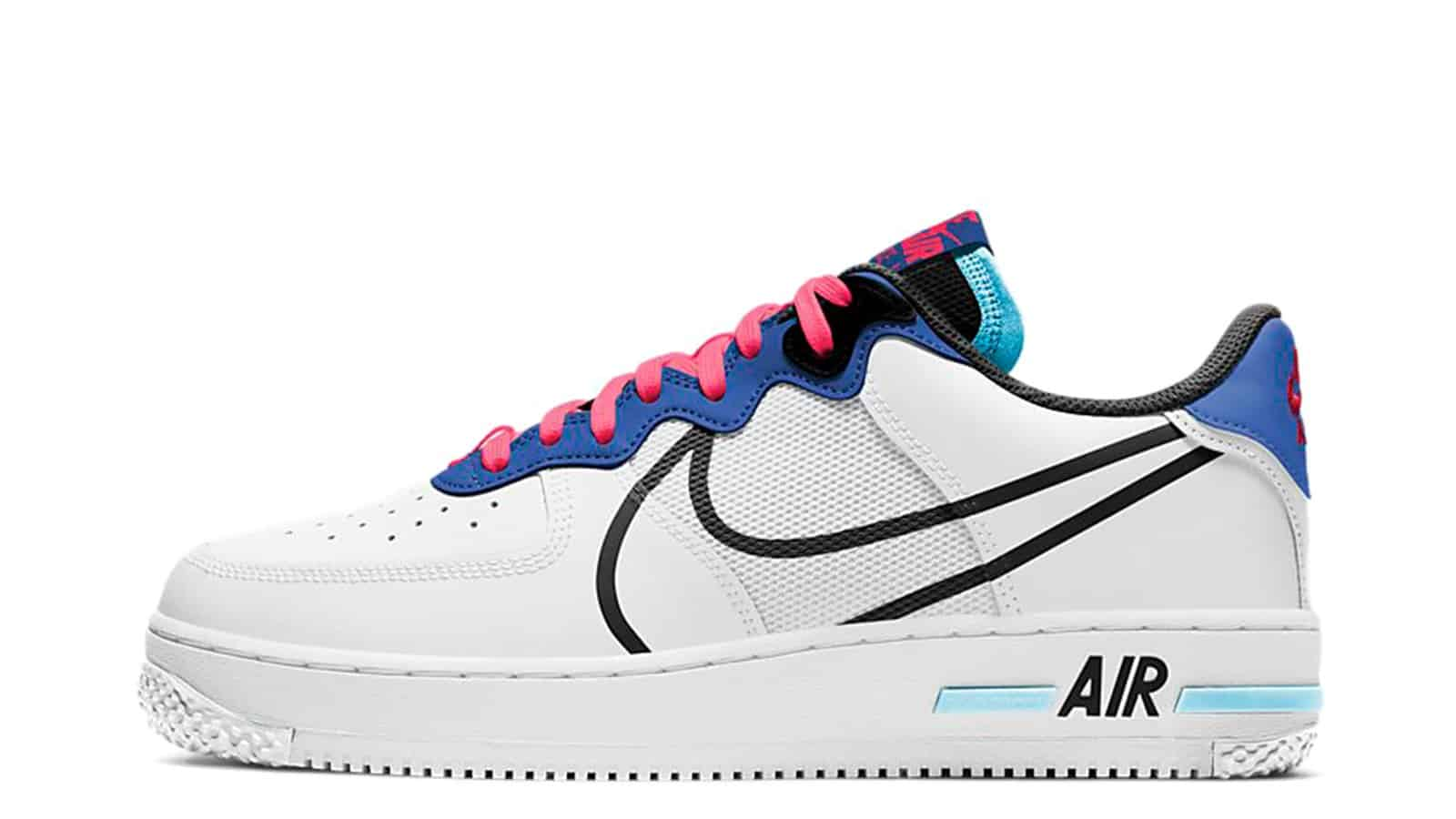 Nike Air Force 1 React CT1020-102