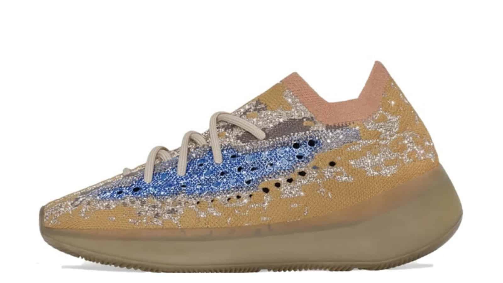 Adidas Yeezy Boost 380 Blue Oat Reflective FX9847