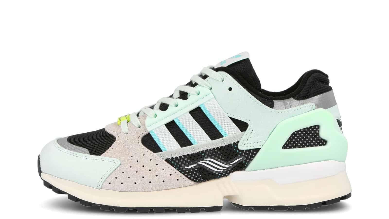 Adidas ZX 10.000C Dash Green
