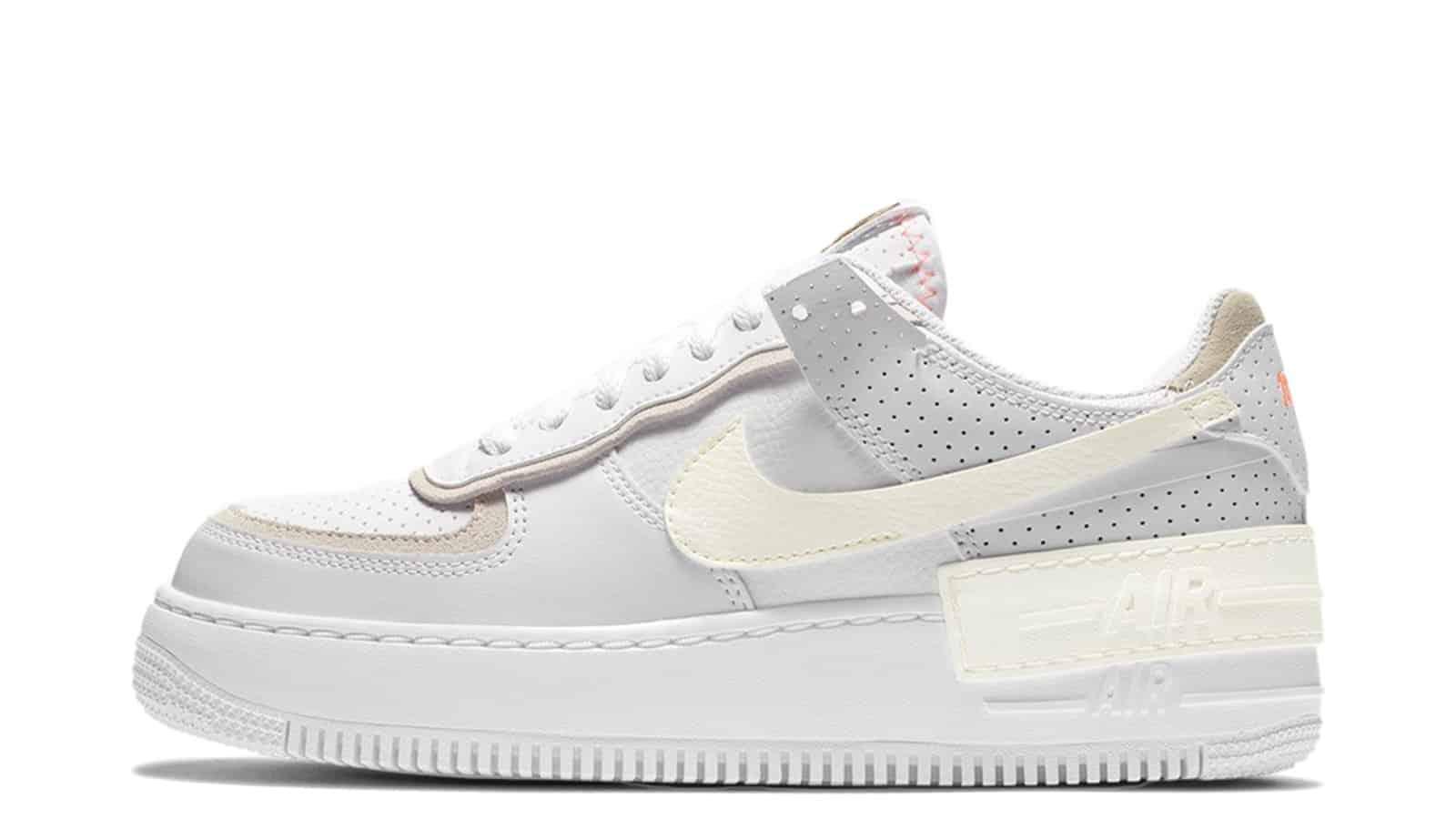Nike Air Force 1 Shadow 'White/Atomic Pink'