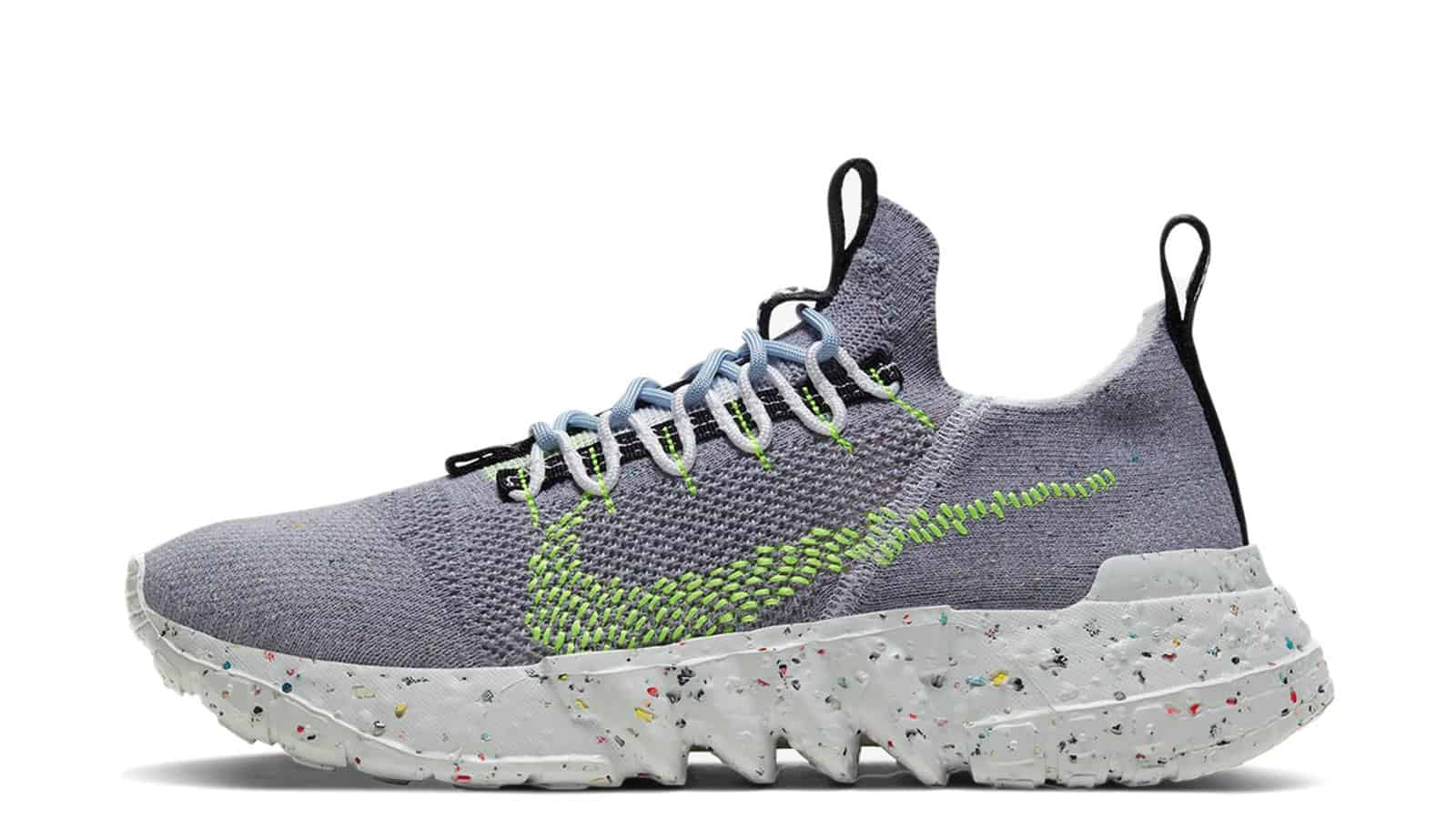 Nike Space Hippie 01 Volt This Is Trash CQ3986-002