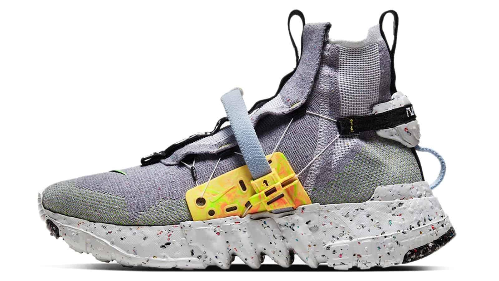 Nike Space Hippie 03 Volt 'This Is Trash' CQ3989-002