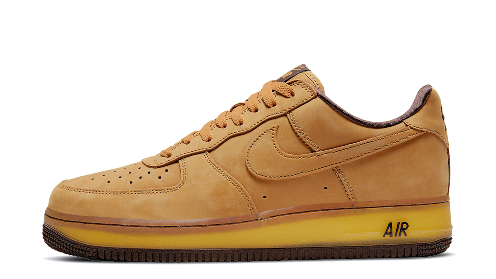 Nike Air Force 1 Wheat Mocha DC7504-700