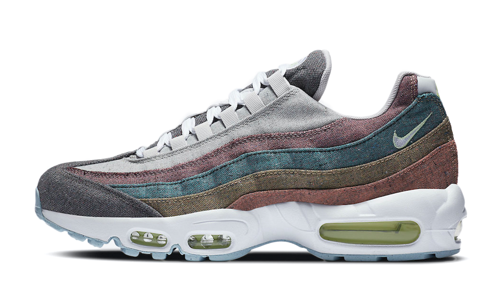 Nike Air Max 95 NRG Recycled Canvas CK6478-001