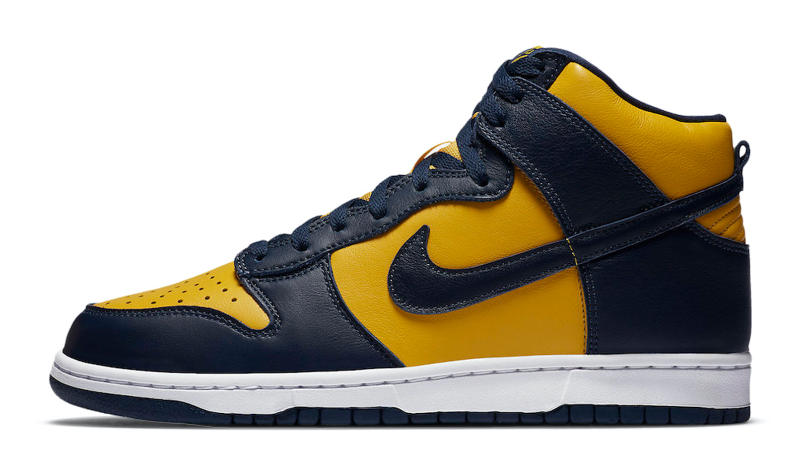 Nike Dunk Hi Michigan CZ8149-700