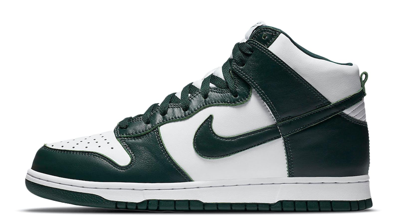 Nike Dunk Hi 'Pro Green' CZ8149-100