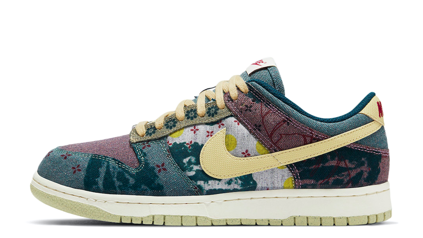 Nike Dunk Low SP Lemon Wash CZ9747-900