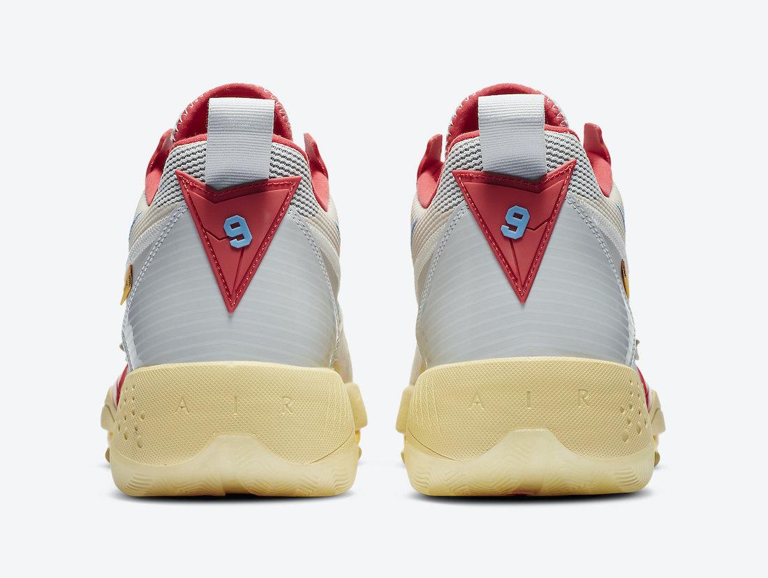 Union x Jordan Zoom 92 'Guava Ice' DA2553-800 4