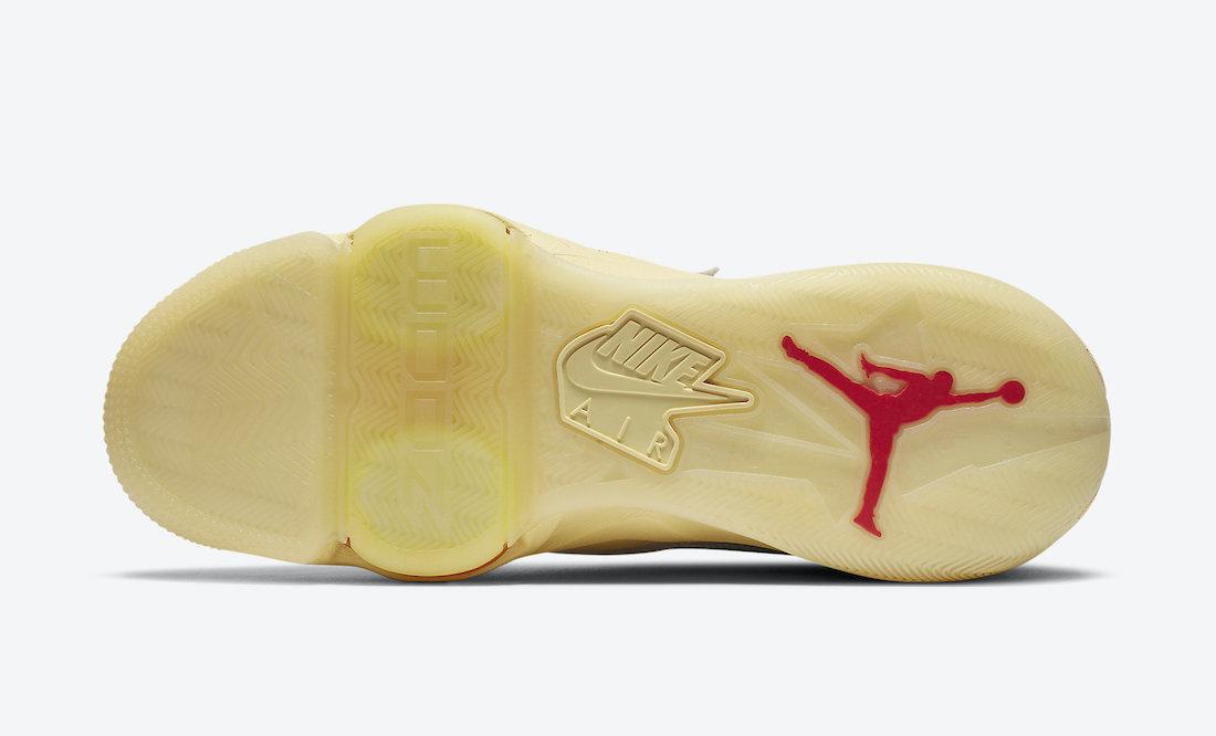 Union x Jordan Zoom 92 'Guava Ice' DA2553-800 7