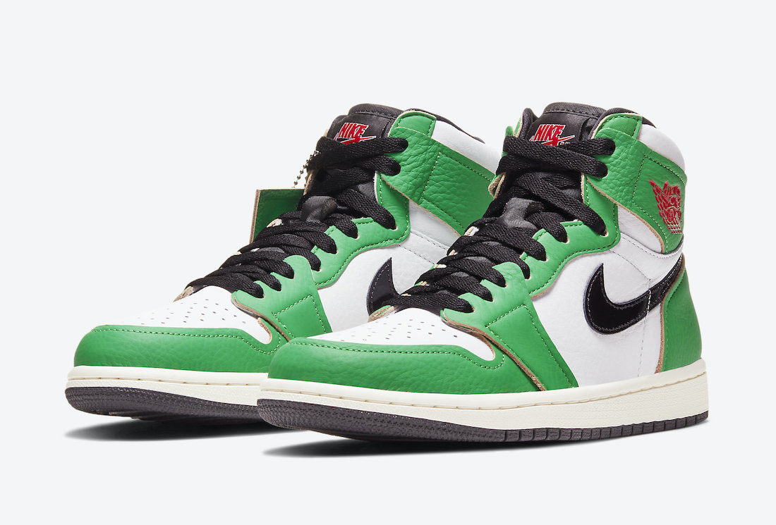 Air Jordan 1 'Lucky Green' DB4612-300 1