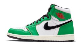 Air Jordan 1 Hi OG 'Lucky Green'