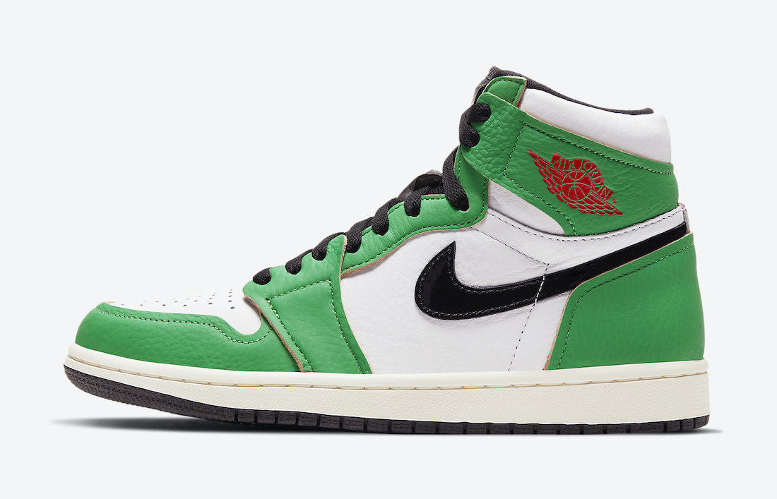 Air Jordan 1 'Lucky Green' DB4612-300 2