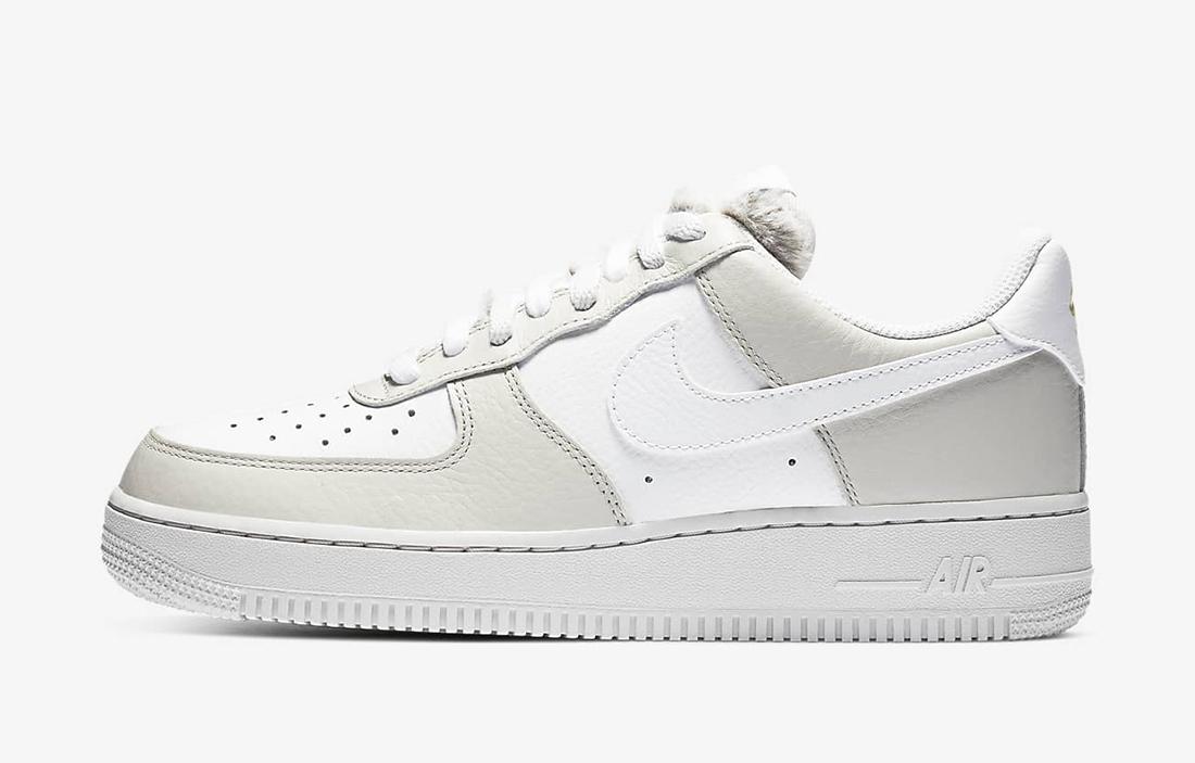 Nike Air Force 1 '07 'Light Bone White' DC1165-001 2