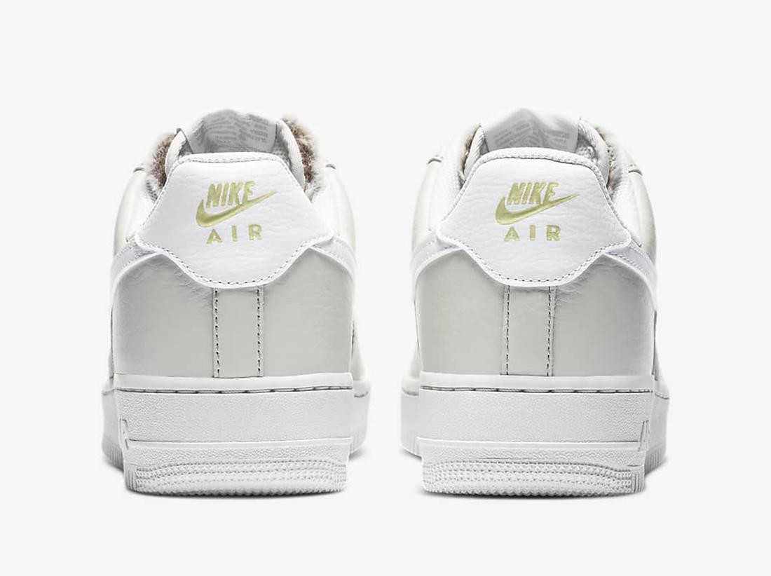 Nike Air Force 1 '07 'Light Bone White' DC1165-001 4