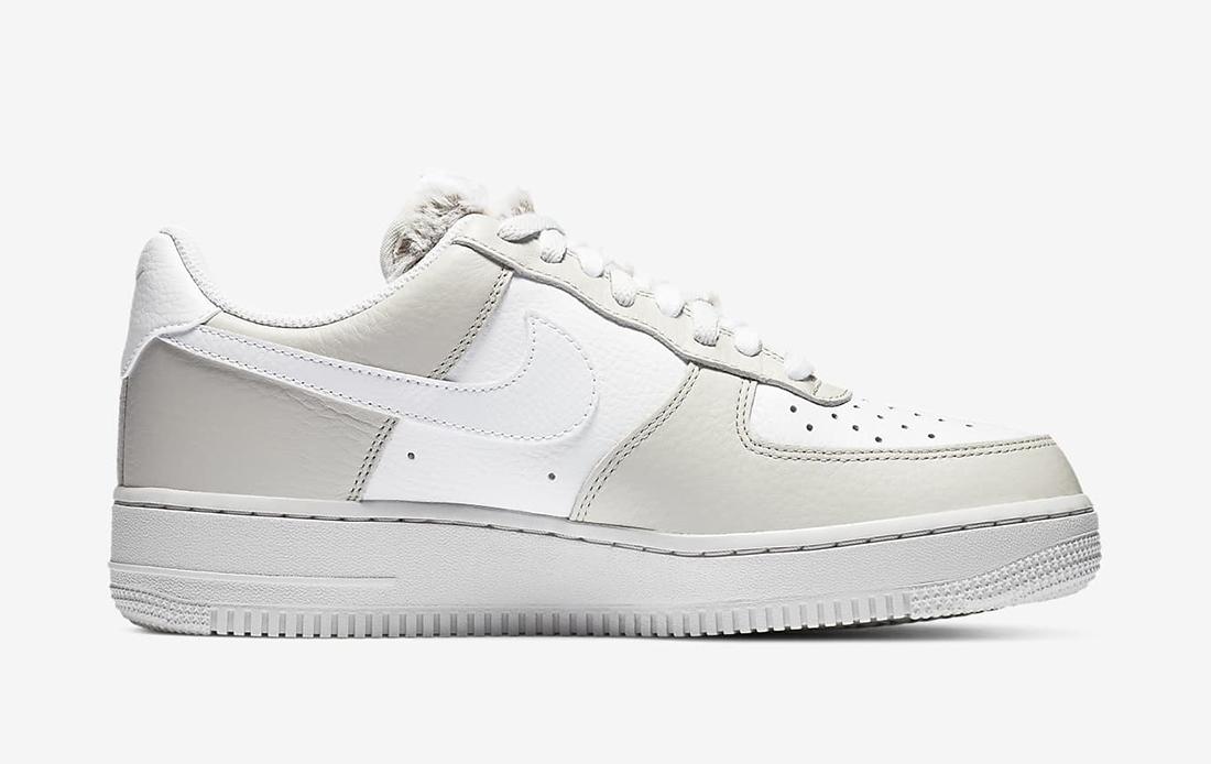 Nike Air Force 1 '07 'Light Bone White' DC1165-001 6