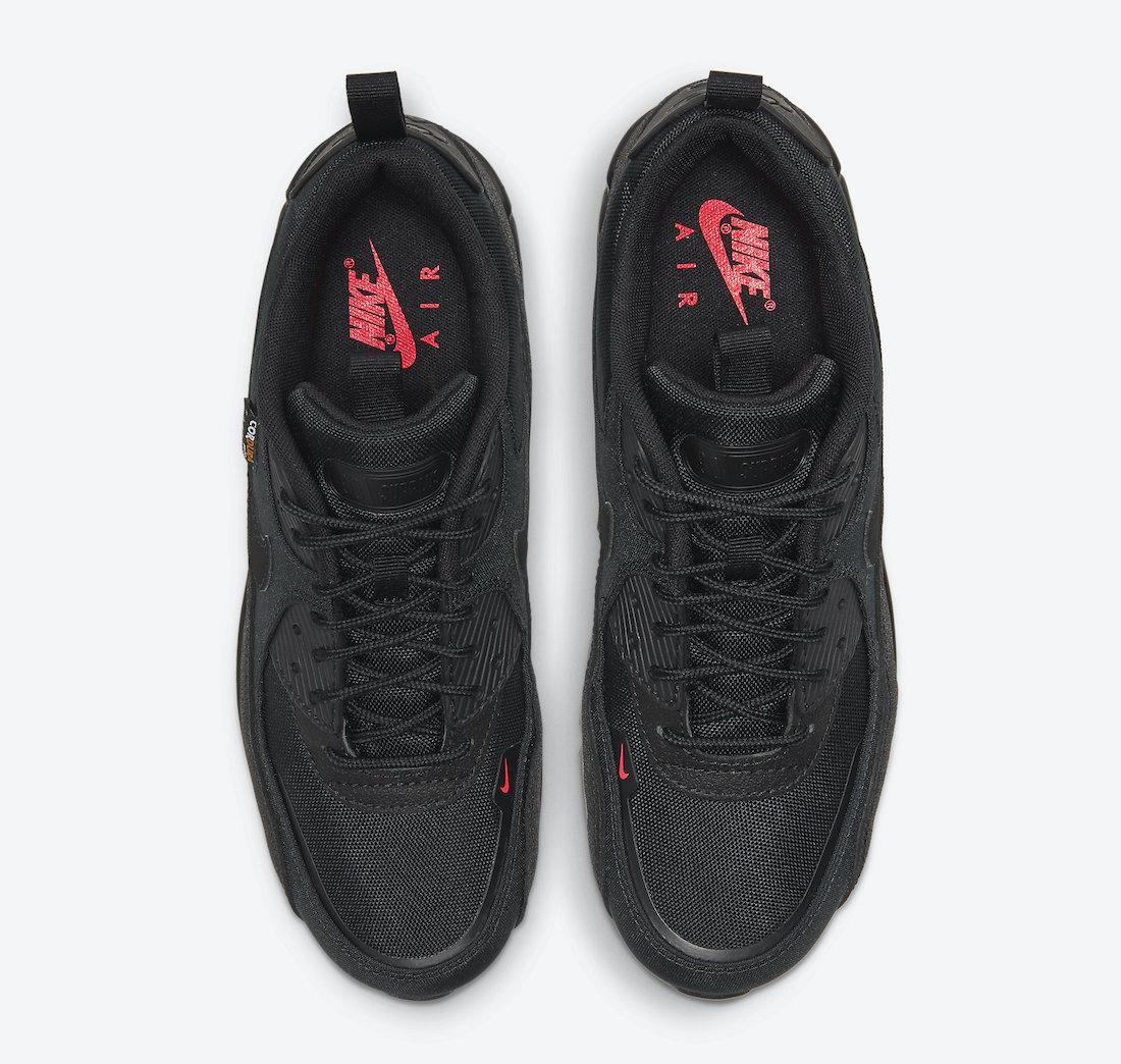 Nike Air Max 90 'Black Infrared Surplus' CQ7743-001 3