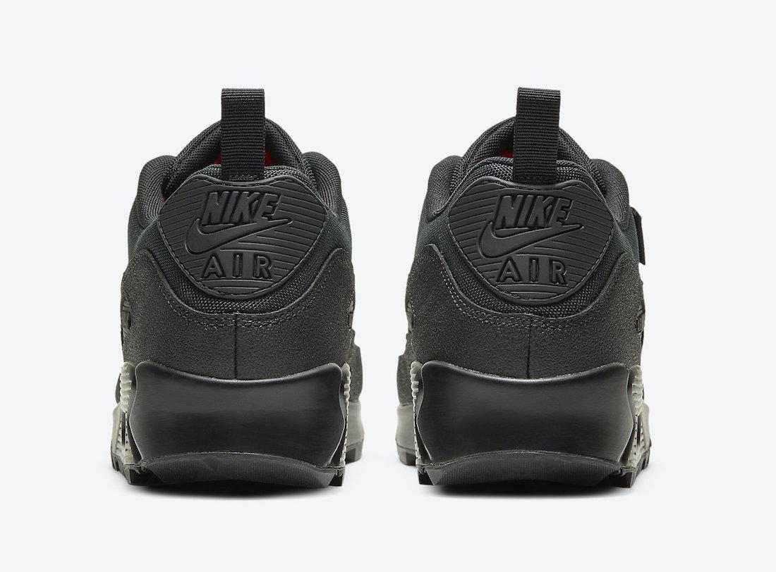 Nike Air Max 90 'Black Infrared Surplus' CQ7743-001 4