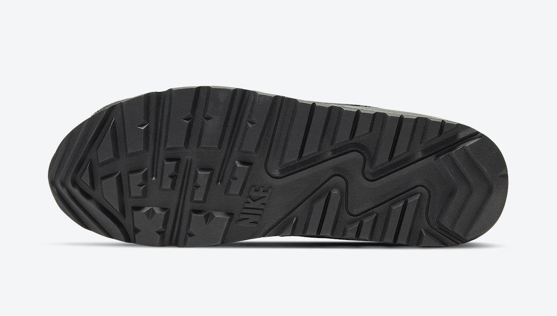 Nike Air Max 90 'Black Infrared Surplus' CQ7743-001 5