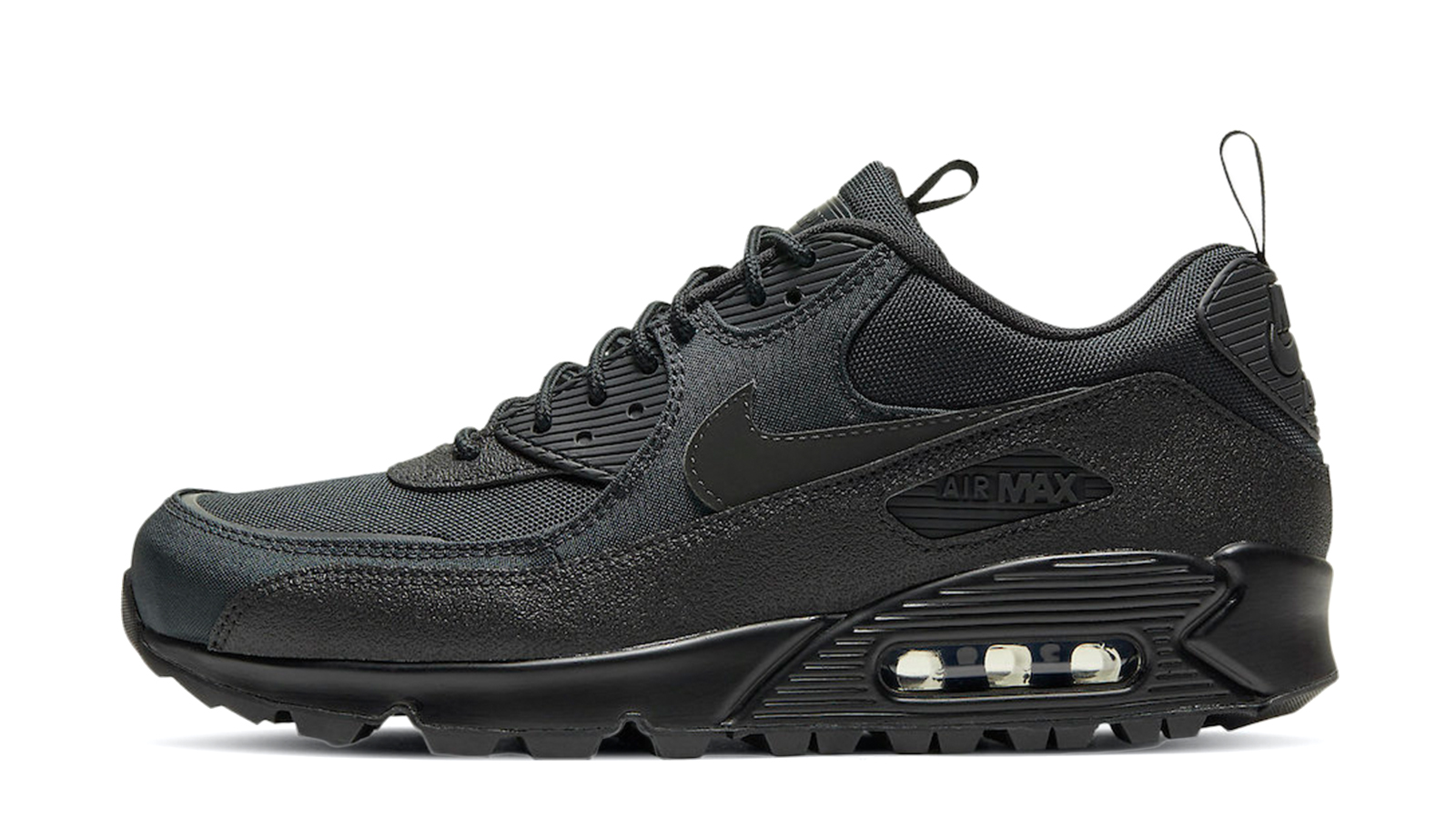 Nike Air Max 90 Black Infrared Surplus CQ7743-001
