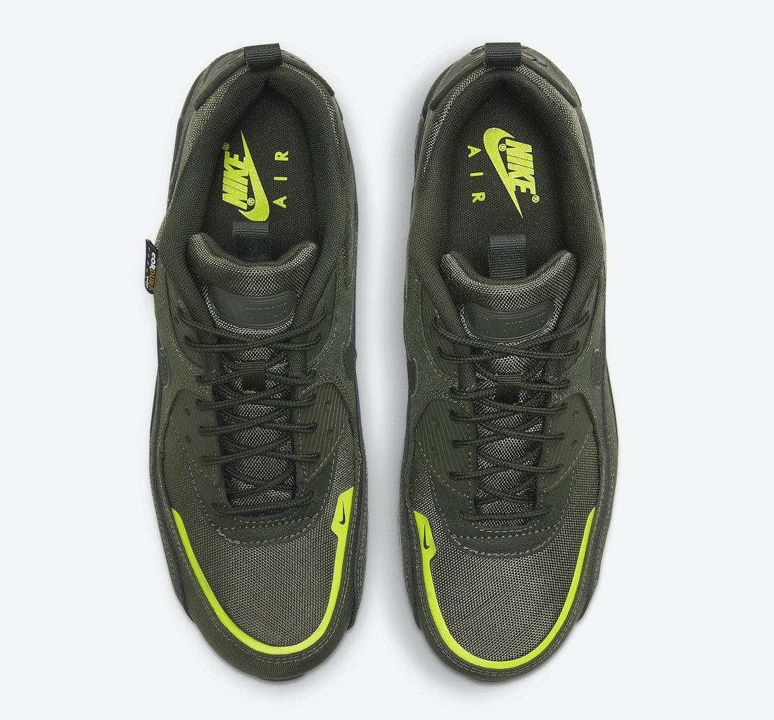Nike Air Max 90 'Cargo Khaki Surplus' CQ7743-300 3