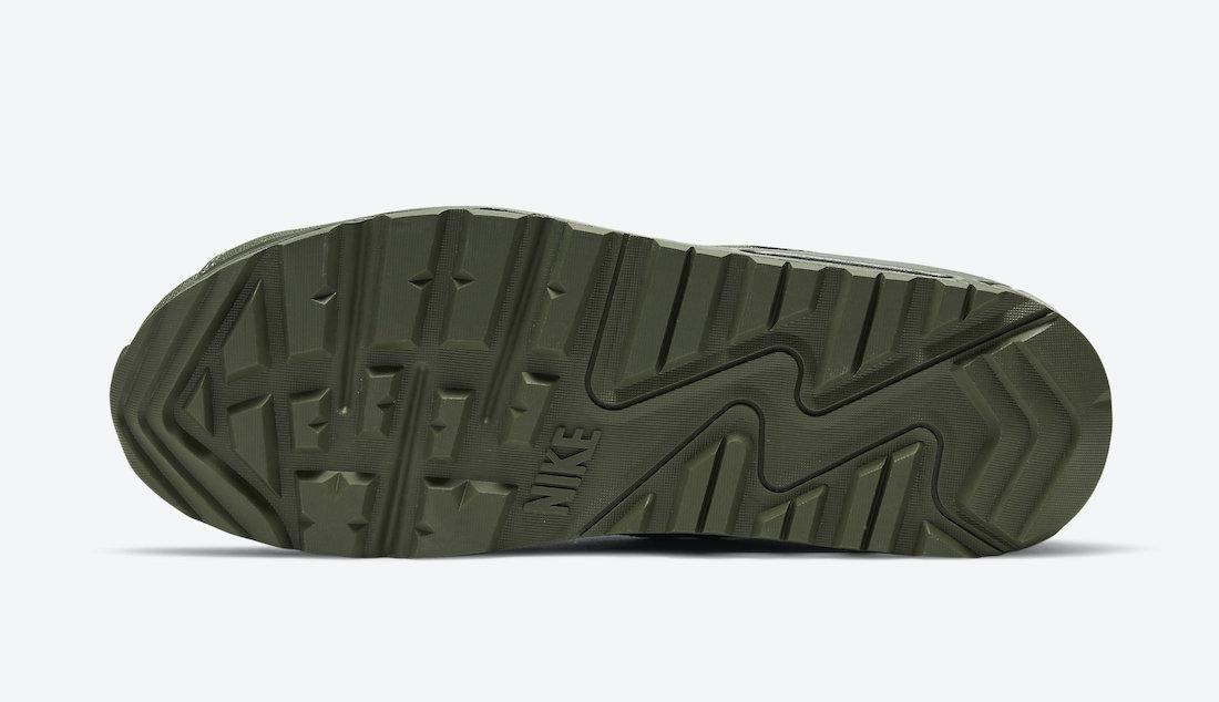 Nike Air Max 90 'Cargo Khaki Surplus' CQ7743-300 5