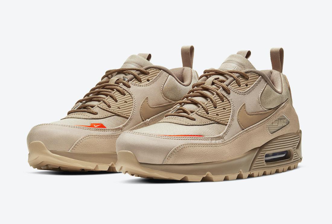 Nike Air Max 90 'Desert Surplus' CQ7743-200 1
