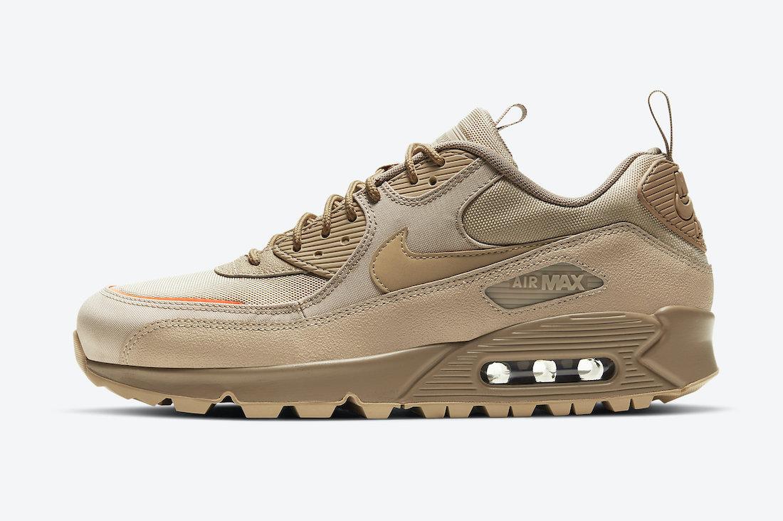 Nike Air Max 90 'Desert Surplus' CQ7743-200 2