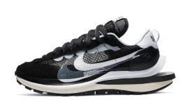 Sacai x Nike VaporWaffle Black CV1363-001