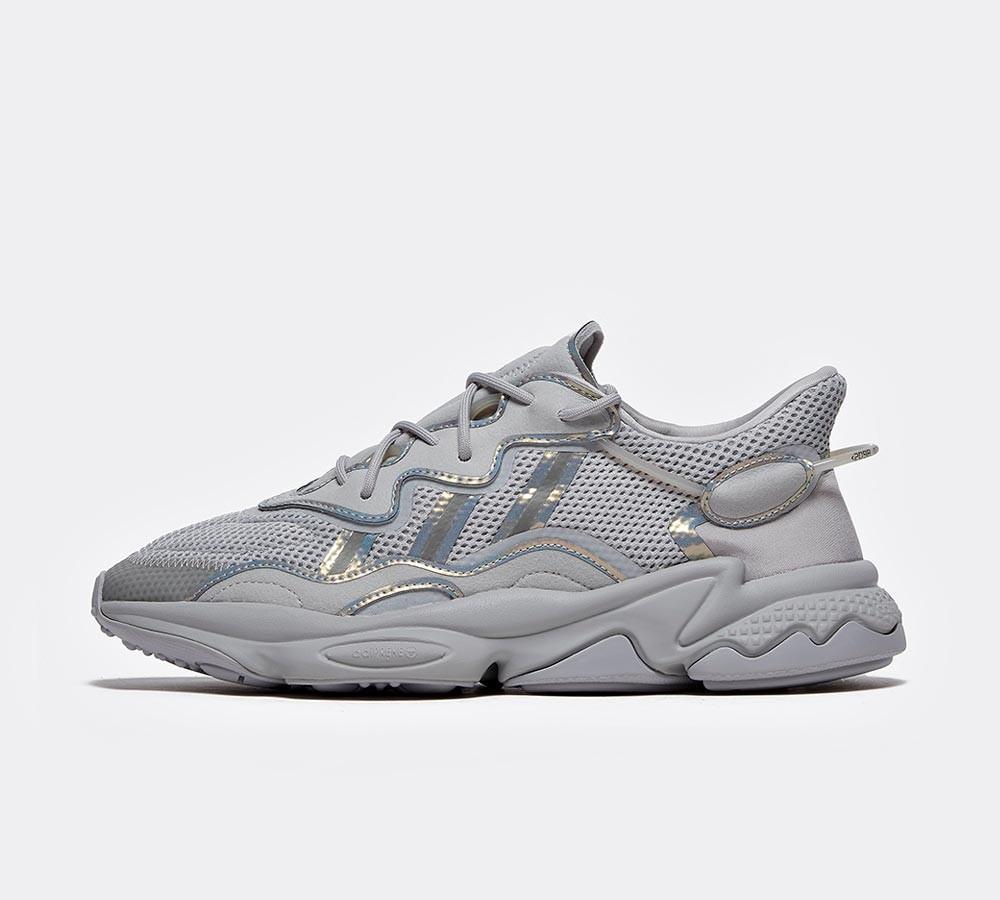 Adidas Originals Ozweego 'Grey' FV9656 2